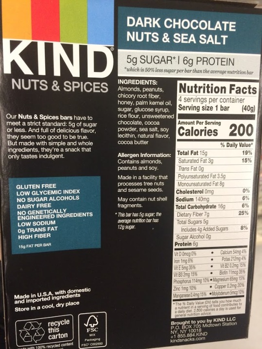 kind nut and spice 2