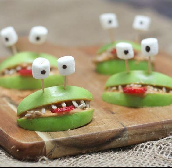 apple aliens